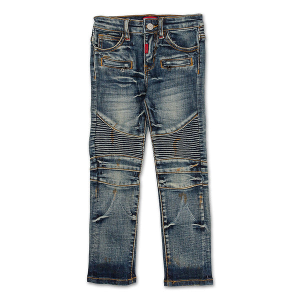 Wynston Biker Denim