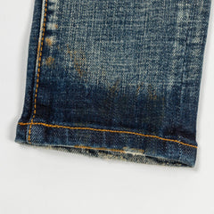Wynston Biker Denim - Haus of JR
