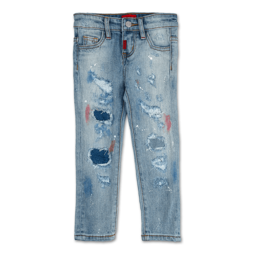 Xander Standard Denim - Haus of JR
