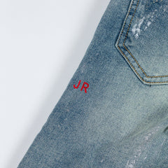 Xavier Biker Denim - Haus of JR