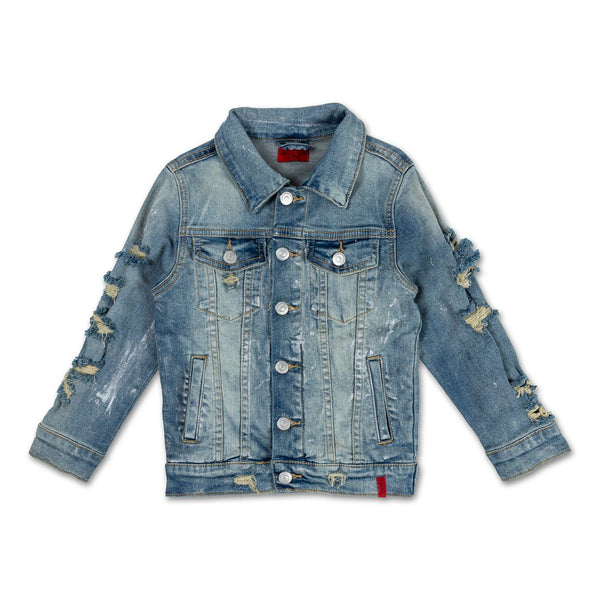 Xavier Denim Jacket - Haus of JR