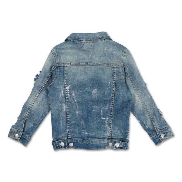 Xavier Denim Jacket Outerwear Haus of JR