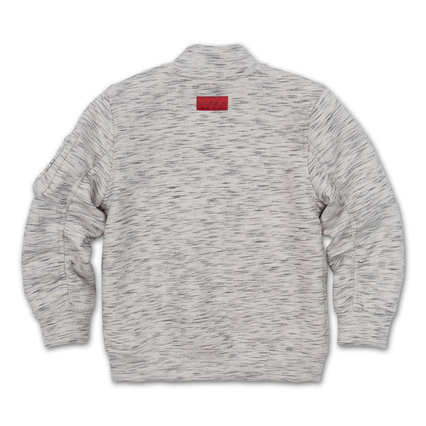 YOUNG TECH BOMBER (GREY)