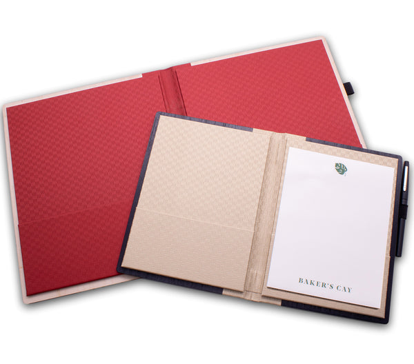 Hotel Stationery Book Cover
