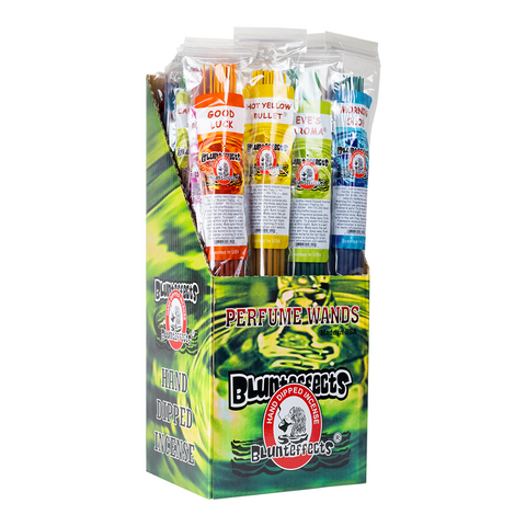 Blunteffects® Hand-Dipped JUMBO Incense Display