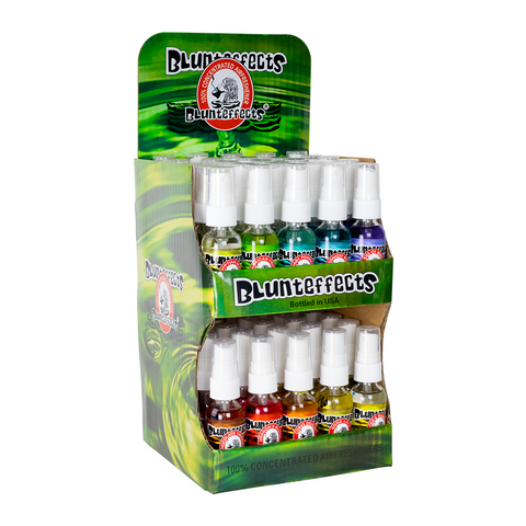 Blunteffects® Spray Air-Freshener Two Tier Display