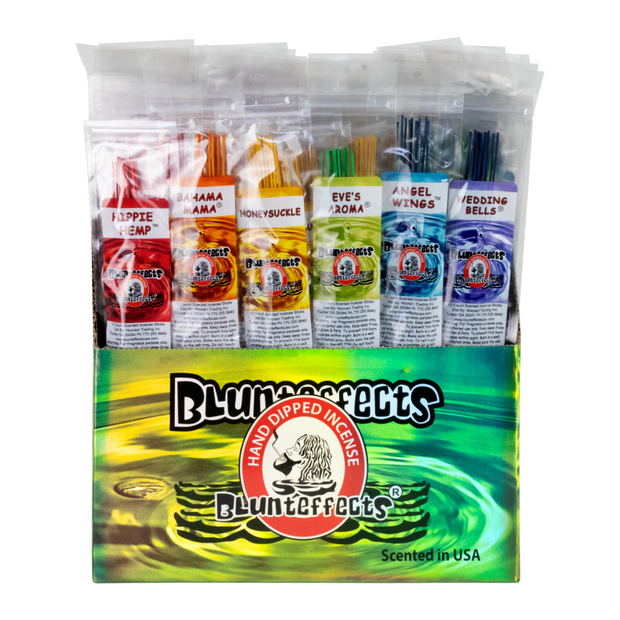 Blunteffects®Small Hand-Dipped Incense Display