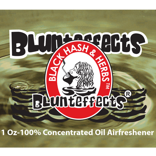 Black Hash & Herbs™ Spray Air-Freshener