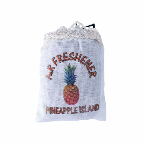 Pineapple Island Cloth Bag
