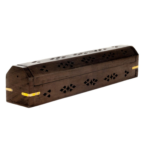 COFFIN INCENSE HOLDERS