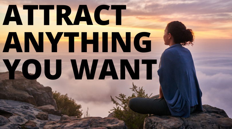 How To Attract Anything You Want - Abraham Hicks