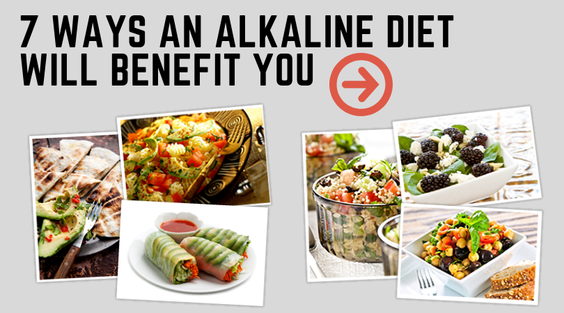7 Ways An Alkaline Diet Will Benefit You
