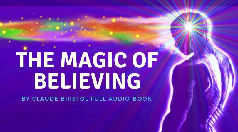 The Magic of Believing - Audio-book