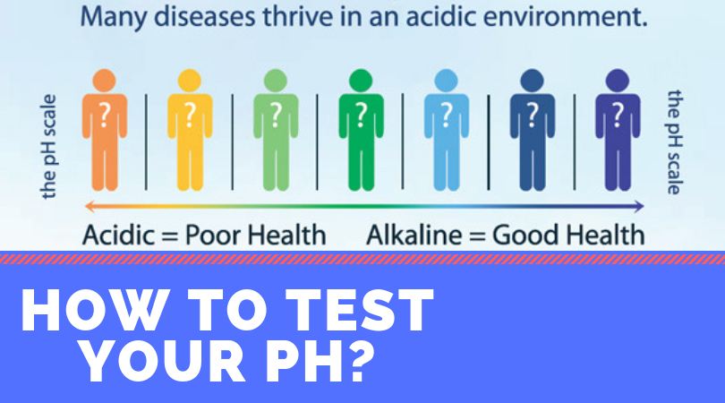 How can you tell if you are acidic? How To Test Your pH