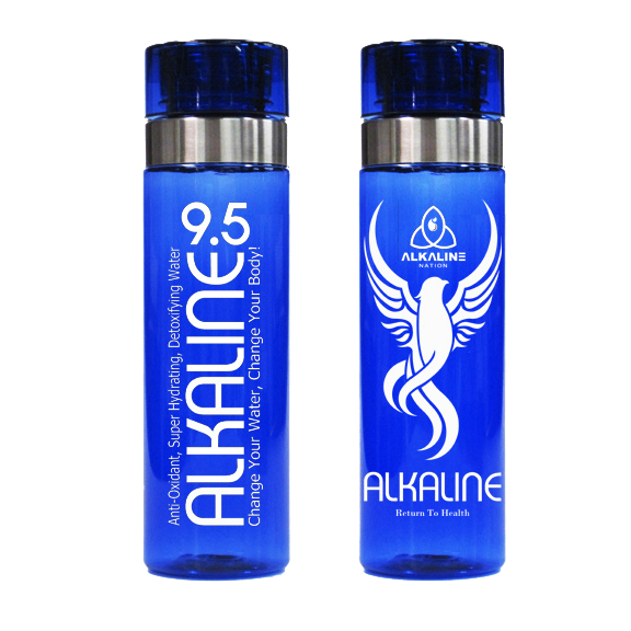 Alkaline Water Bottles