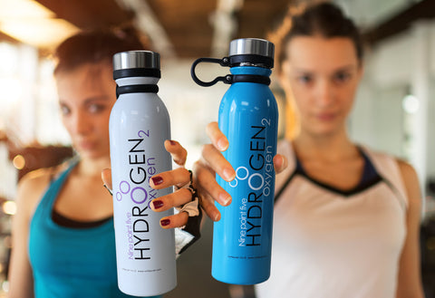 kangen water bottles