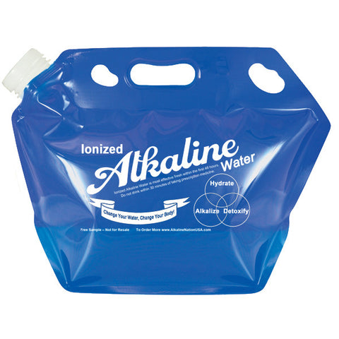 *Special Offer* Two Gallon Alkaline Water Bags