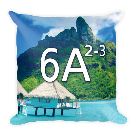 6A2-3 Dream Pillow - Financial Freedom