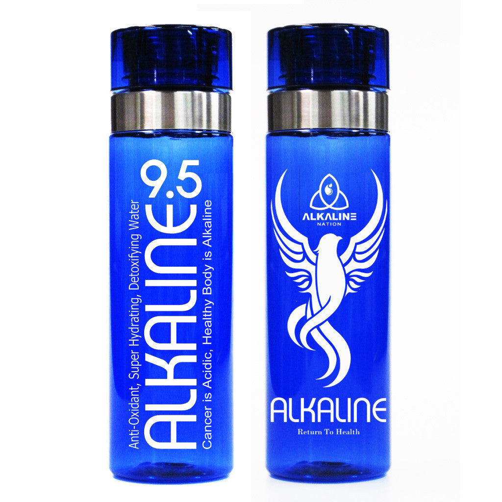 Alkaline 9.5 Water Bottle