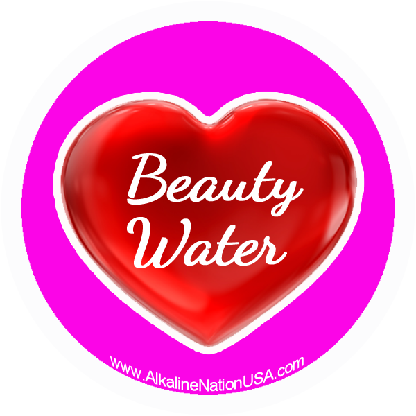 Love Beauty Water - 36 Stickers