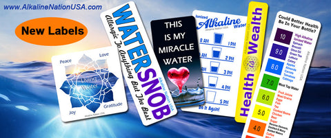 Alkaline Sticker Bundle *Special Offer*
