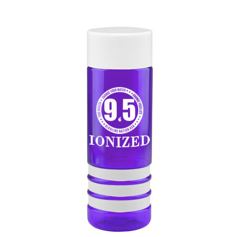 *Special Offer* Ionized 9.5 Water Bottle Bundle - 50% OFF (20 Purple Bottles)
