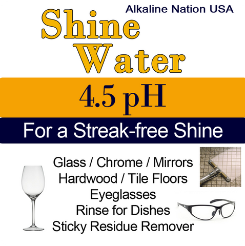Shine Water Stickers