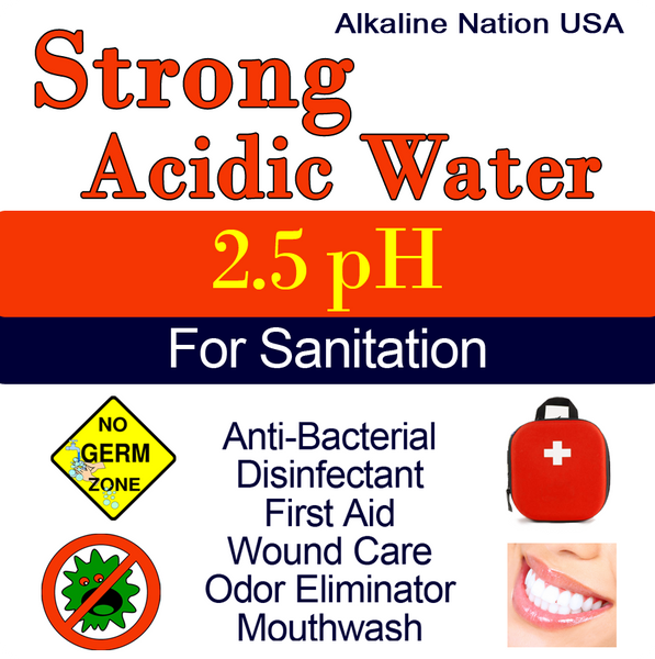 24 Mixed Kangen Water Stickers (6 Strong Acidic, 6 Strong Alkaline, 6 Shine Water, 6 Beauty Water) *FREE Coffee Mug*