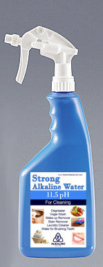 Stong Alkaline Spray Bottle - 11.5pH