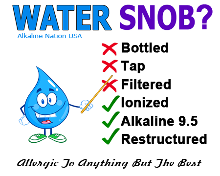 WaterSnob (Water Drop) - Stickers *Special Offer*