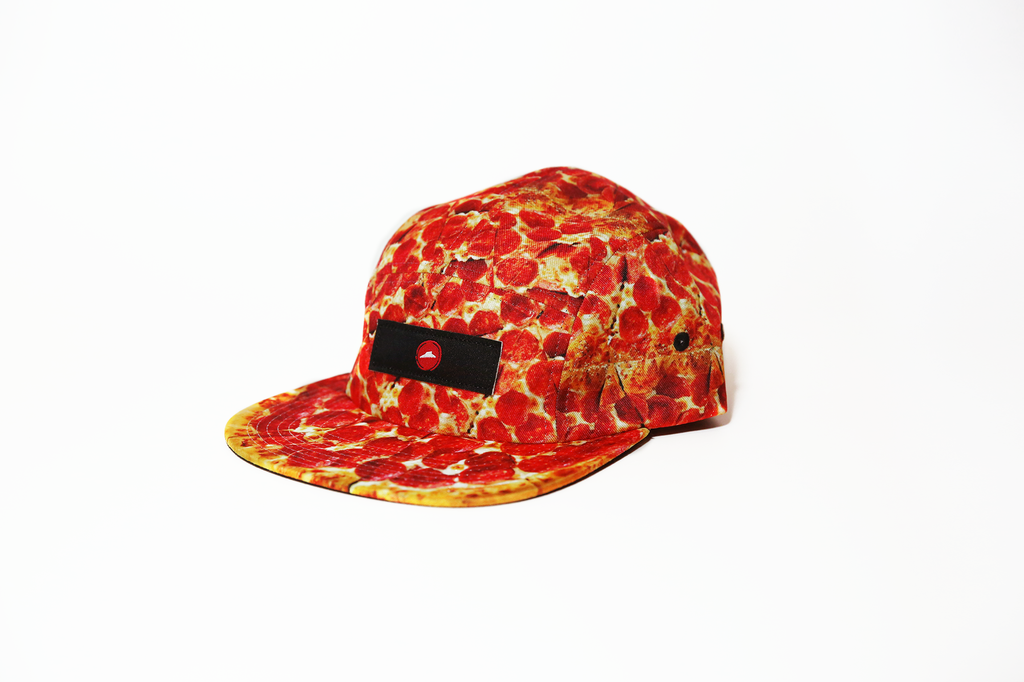 Pepperoni Five-Panel Hat