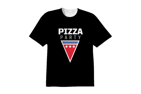 Pizza Politics T-Shirt