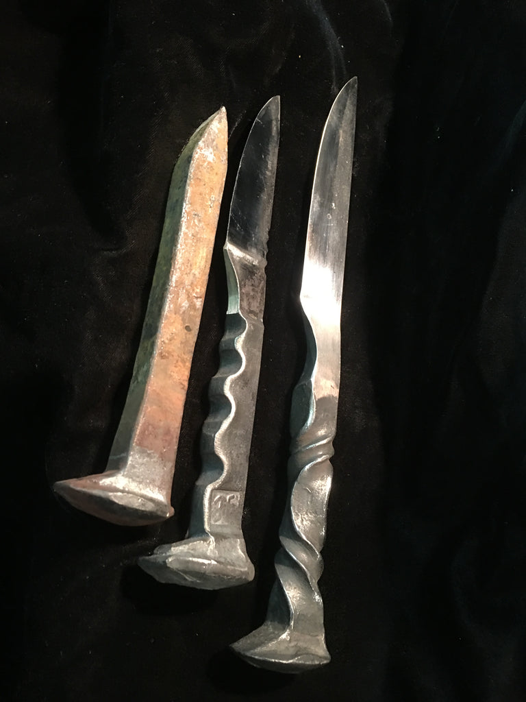 Spike knife course