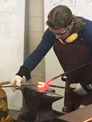 Nait Blacksmithing classes