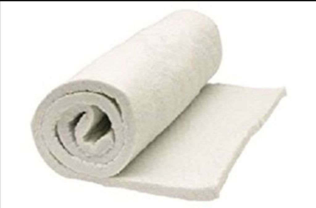 Kaowool, refractory blanket insulation
