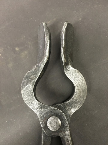 Blacksmith heritage grade bolt tongs