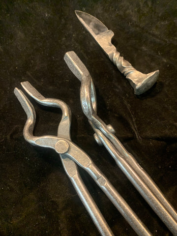Offset bolt tongs - Everyday