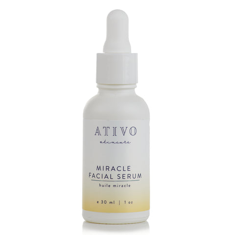 Ativo Skincare Miracle Facial Oil