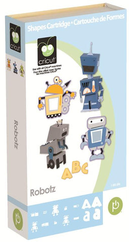 Cricut Cartridge | Robotz