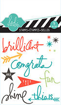 Heidi Swapp | STAMP | MINI | BRILLIANT