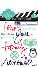 Heidi Swapp | STAMP | MINI | REMEMBER
