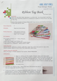 Aussie Scrap Source | Ribbon Tag Book | Kit 7-11-01