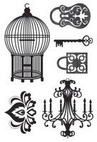 Le Chateau | Clear Stamps