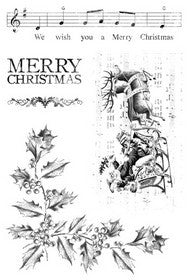 'Tis The Season | Clear Stamps