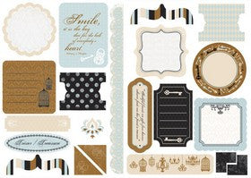 Le Chateau | Die Cut Elements