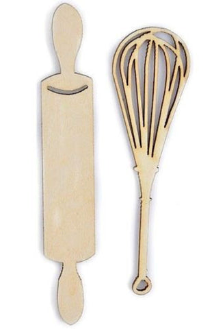 Wooden Flourishes | Kitchen Utencils