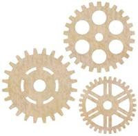 Wooden Flourishes | Cogs