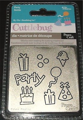Cuttlebug | Party