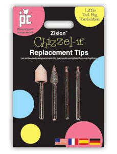 Chizzel - it | Replacement Tips