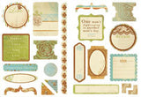 Devonshire | Die Cut Elements